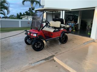 Golf Car Batería , Carritos de Golf Puerto Rico