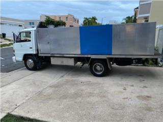 Camión npr , Isuzu Puerto Rico