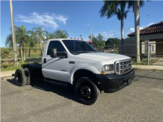 Ford f550 , Ford Puerto Rico