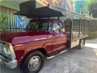 Ford 1977, Ford Puerto Rico