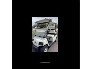Yamaha 99 Golf Cart , Carritos de Golf Puerto Rico