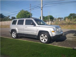 Patriot 2011, Jeep Puerto Rico