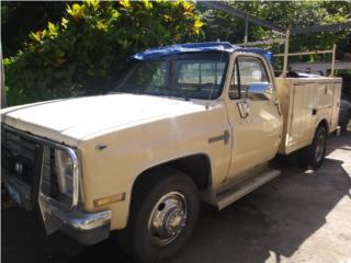 Chevy c30 , Chevrolet Puerto Rico