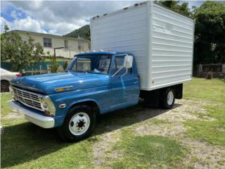 Ford 350  1969, Ford Puerto Rico