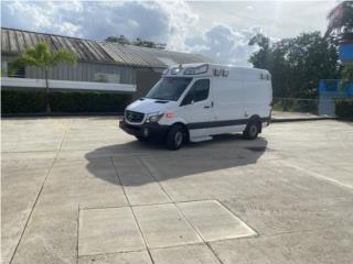 Ambulancia , Mercedes Benz Puerto Rico