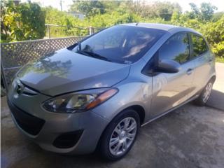 Mazda 2 , Mazda Puerto Rico