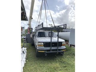 Ford 350 7.3 diesel 1997, Ford Puerto Rico