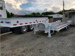 Plataforma de 25 toneladas, Equipo Construccion Puerto Rico