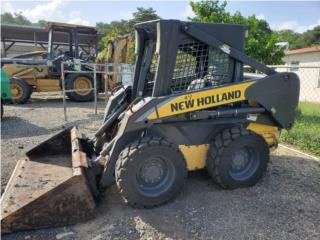 Sked Steer New Holland S170, Equipo Construccion Puerto Rico
