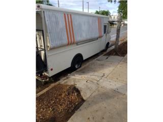 FOOD TRUCK EQUIPADO 12,500, Ford Puerto Rico