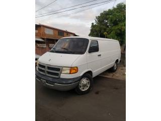 Van, Dodge Puerto Rico