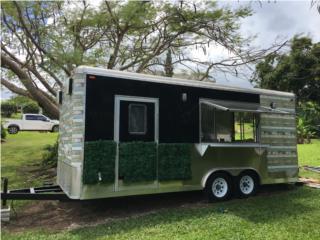 Trailer de comida equipado , Otros Puerto Rico