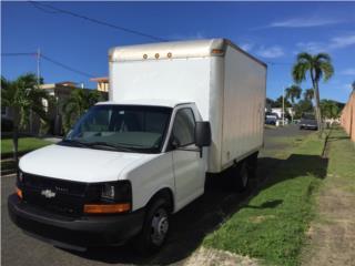 Camión Chevrolet 2003 C3500, Chevrolet Puerto Rico