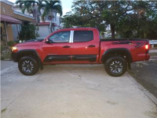 TOYOTA TACOMA TRD OFF ROAD 4X4 STANDAR 2018 CUENTA, Toyota Puerto Rico