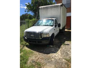 Ford trucks 350 2001, Ford Puerto Rico