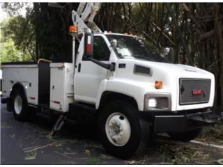 Camión canasto , GMC Puerto Rico