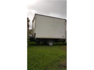 Caja seca con lifter, Ford Puerto Rico