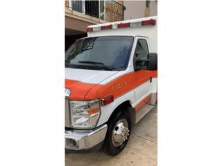 Ambulancia 2010 en Puerto Rico , Ford Puerto Rico