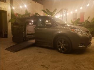 Rampa para usuario de silla de rueda , Toyota Puerto Rico
