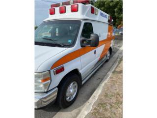 Ambulancias 2008,2009,2010 en PR, Ford Puerto Rico