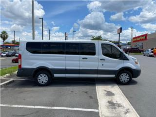 2015 Ford Transit 350, Ford Puerto Rico