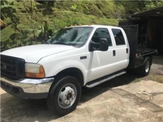 Ford F550 4 Puertas 4x4, Ford Puerto Rico