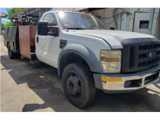 Ford F550 2008 turbo diesel, Ford Puerto Rico