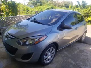 Mazda 2, Mazda Puerto Rico