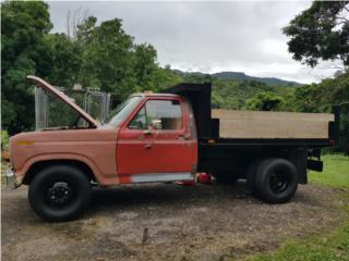 Q hay, Ford Puerto Rico
