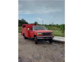 Ford 350, Ford Puerto Rico