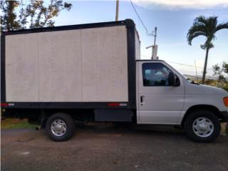 Ford 350 turbo diesel refrigerado, Ford Puerto Rico