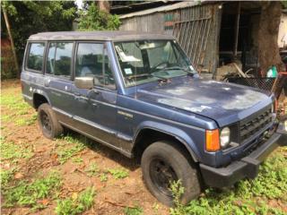 Montero 90, Mitsubishi Puerto Rico