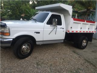 Truck tumba 350 diesel, Ford Puerto Rico