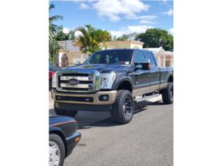 F350 King Ranch, Ford Puerto Rico