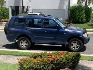 Mitsubishi Montero Dakar 2001, Mitsubishi Puerto Rico