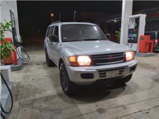 Montero 2001 4x4, Mitsubishi Puerto Rico