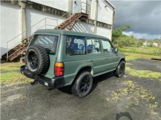 Montero 93 4X4, Mitsubishi Puerto Rico
