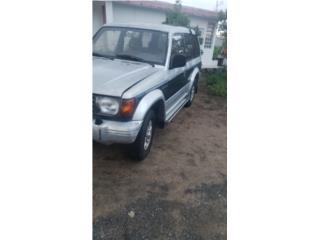 Montero 1996 LS, Mitsubishi Puerto Rico
