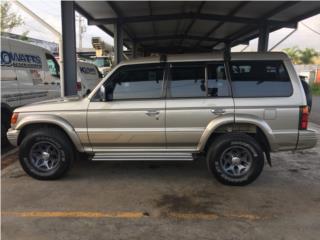 Mitsubishi Montero Dakar 1999 , Mitsubishi Puerto Rico