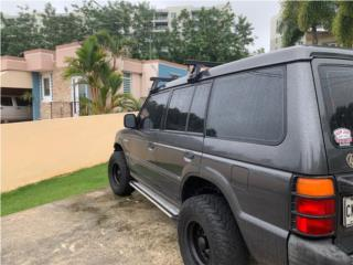 Mitsubishi Montero 4x4, Mitsubishi Puerto Rico
