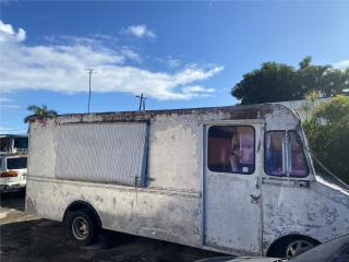 Food Truck Ford E350 10,000 OMO, Ford Puerto Rico