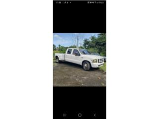 Ford chacon 350, Ford Puerto Rico