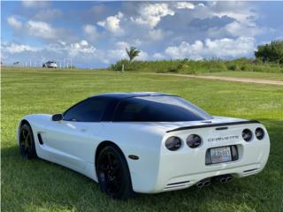2001 Chevrolet Corvette Nueva!, Chevrolet Puerto Rico