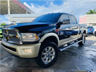 RAM 2500 LONGHORN  2016 CUMMINS, RAM Puerto Rico