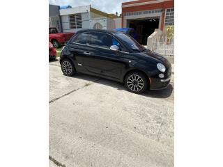 Fiat Gucci 500C 2012 aut. Full power $6,800 , Fiat Puerto Rico