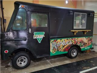 Ford Food Truck $13,000, Ford Puerto Rico