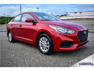 2019 Hyundai Accent, Hyundai Puerto Rico