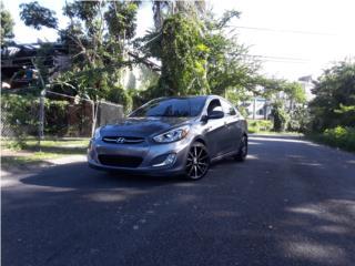 HYUNDAI ACCENT 2016 NO AFIDAVIT, Hyundai Puerto Rico