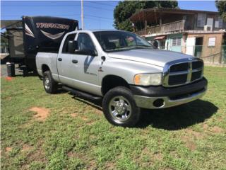 Ram 2500 cummings, RAM Puerto Rico