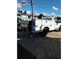 CAMION DE SERVICIO 350 AÑO 2016, Ford Puerto Rico